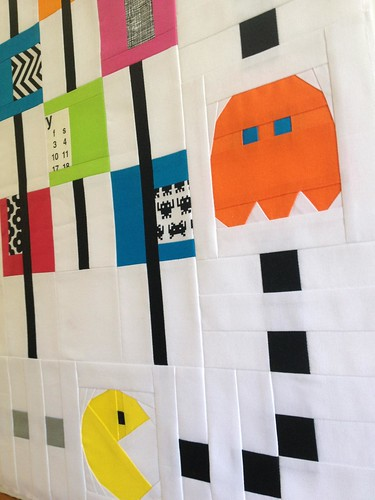 Traveling Quilts Bee gets Pac-man'd | by Happy Zombie