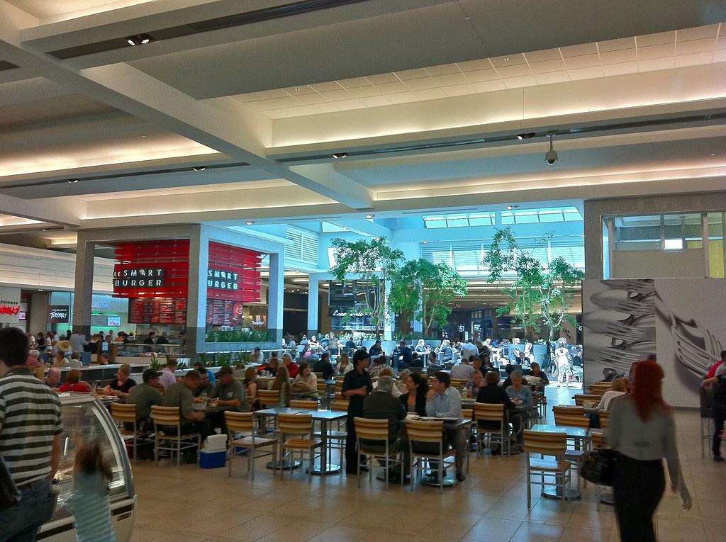 Carrefour Laval Food Court