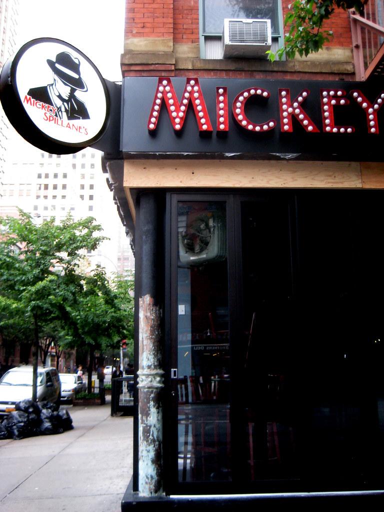 Mickey Spillane S Hell S Kitchen Nyc