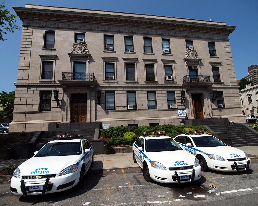 Police Station Staten Island