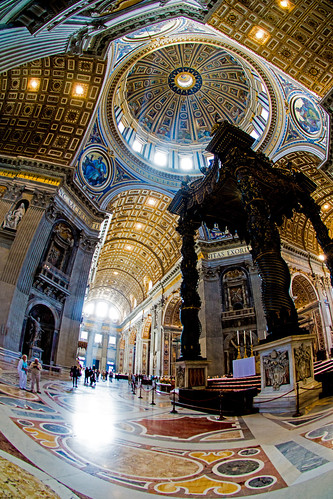 St. Peter's 3 | by baldheretic
