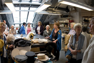 A backstage tour at the Royal Opera House © Pete Le May/ROH 2012 | by Royal Opera House Covent Garden