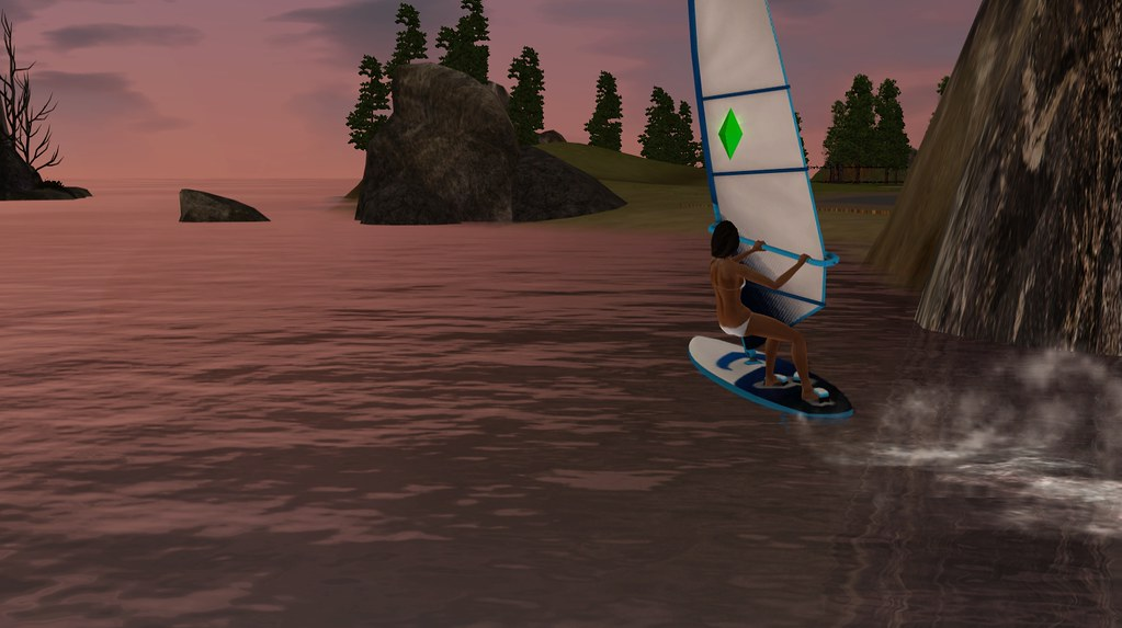 Simmetry Isles, a New World, Sims3 26574896113_4ae8e00b08_b
