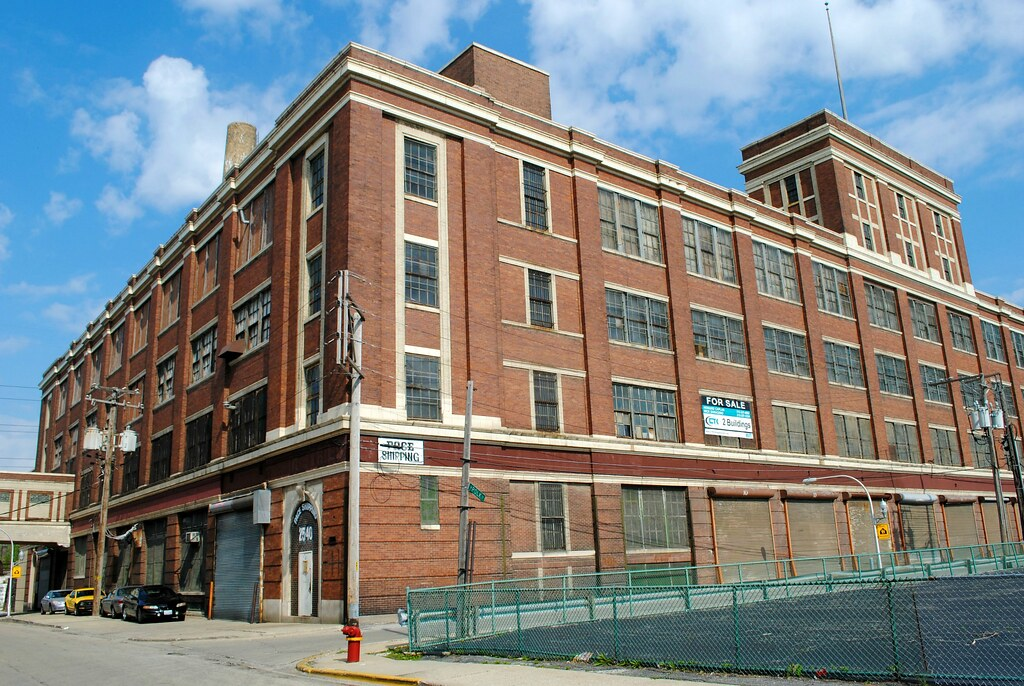 Former National Biscuit Company North Building 2540 W Pol Flickr