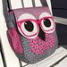 Geeky Owl Bag - PINK!