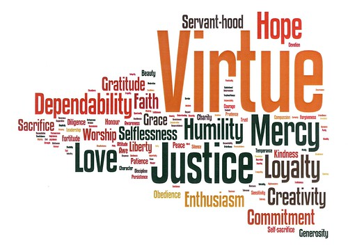 Virtue | by Leonard J Matthews
