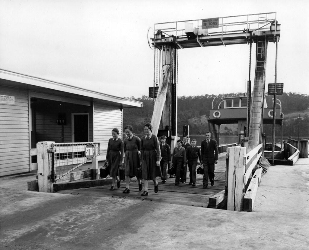Bruny Island Ferry Free Pedestrians