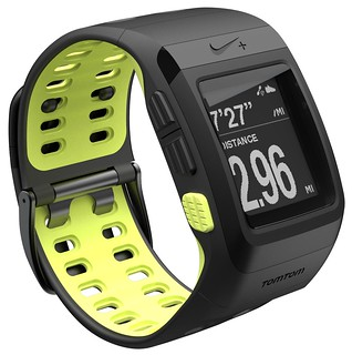 Nike+ Sportwatch  Black_Volt.sml | by TomTom Official