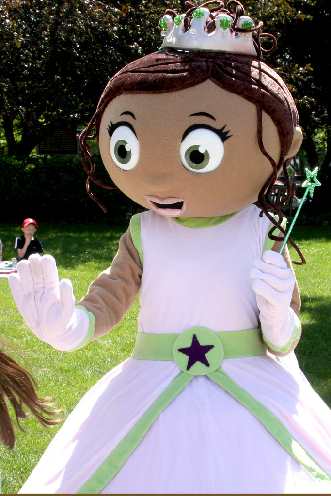 Coolest Super Why, Princess Presto and Alpha Pig Group ...