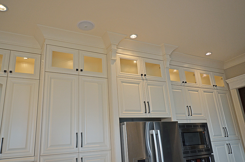 crown moldings for kitchen cabinets kitchen cabinet crown moulding by nucasa crown moldings 14257