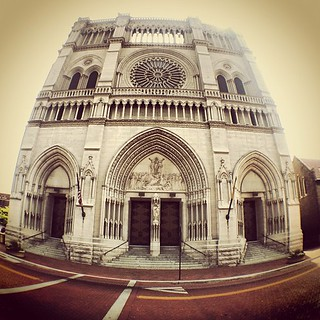 The gorgeous St. Mary's Basilica of the Assumption #covington #kentucky #ttot #instagood | by JauntingSisters