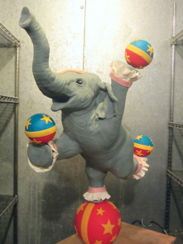 Circus Elephant Cake An Amazing Time At Mikes Amazing