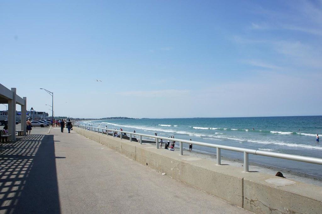Nantasket Beach Taken Memorial Day Weekend Along Nantasket Flickr
