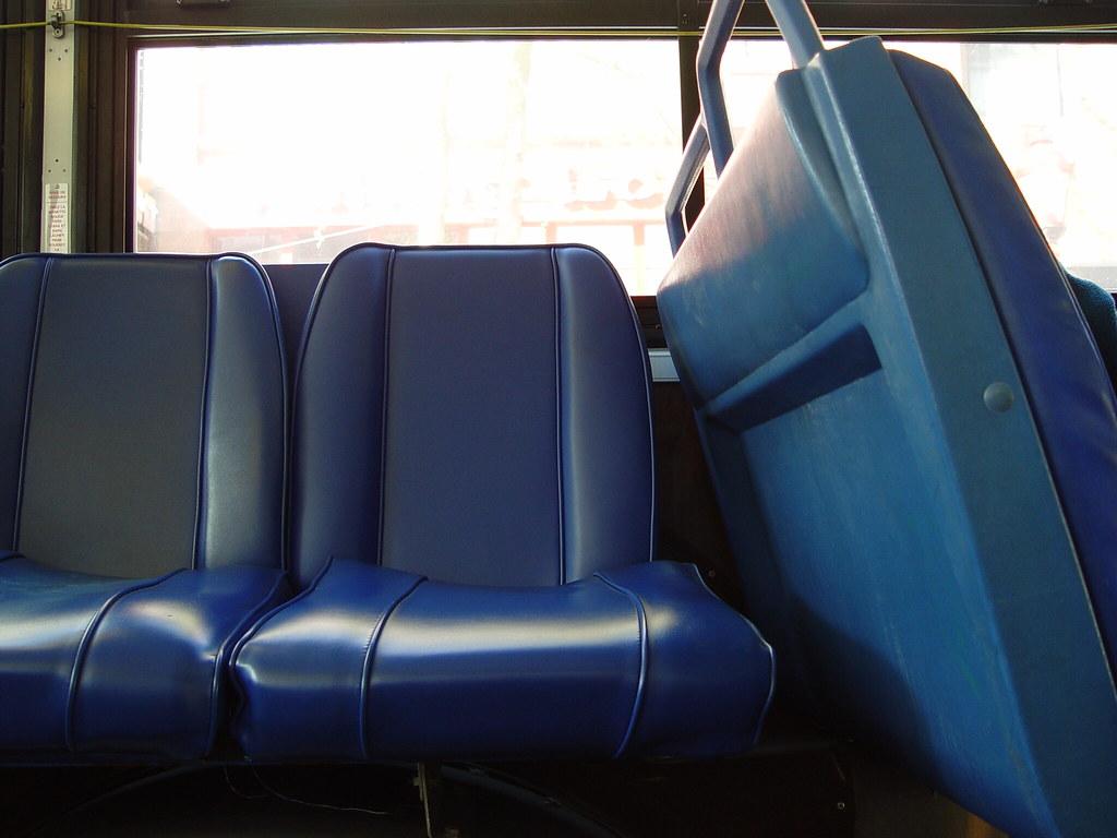 Antique Bus Seats : Old school bus seats jmv flickr
