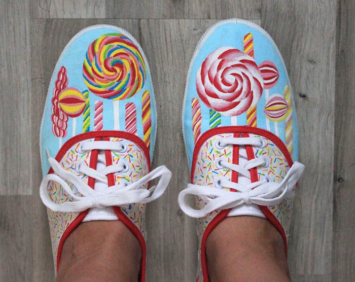 Canvas Cheap Shoes