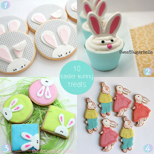 Cute Easter Cookie Ideas | by Chic & Cheap Nursery™