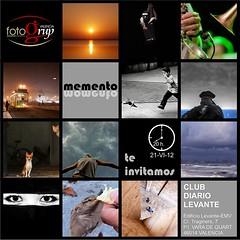 memento - momento A by Vicente Santapau (Mikado)