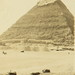 Great Pyramid. 480 ft high. Base 764 ft square