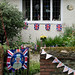 Jubilee house decoration
