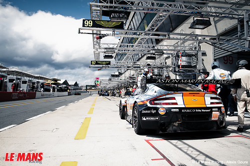 Le Mans Test Day 2012 | by Alexis Goure