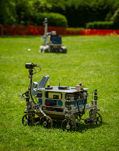 Sample Return Robot Centennial Challenge (201206150007HQ) | by NASA HQ PHOTO