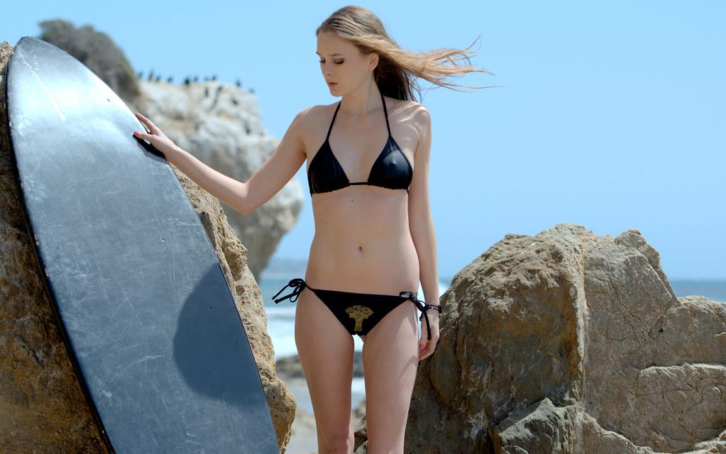 Blonde Bikini Pictures 62