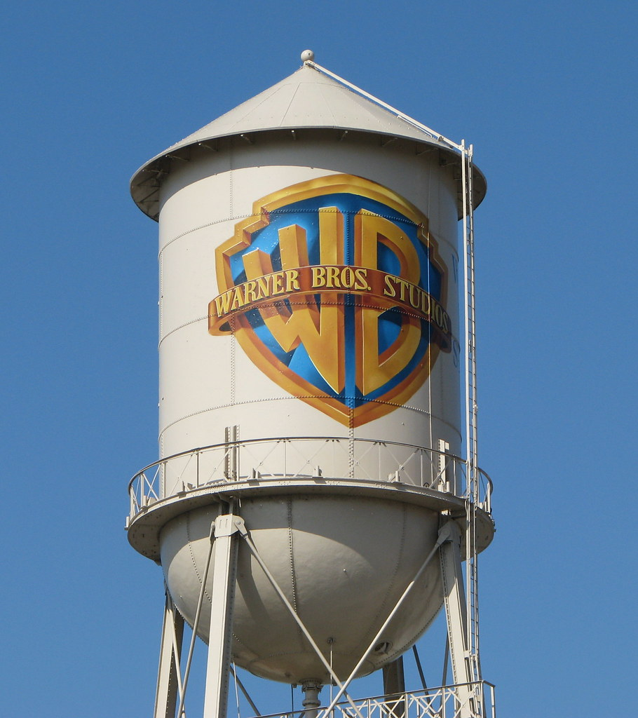 Image result for warner bros water tower