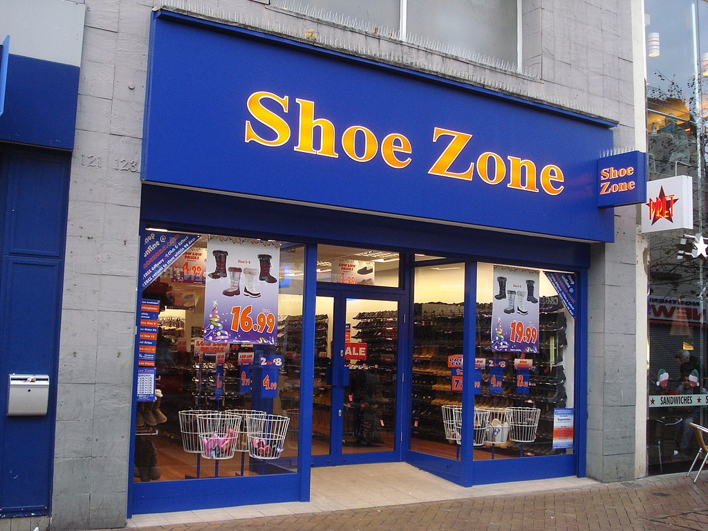 Shoe Zone A Share Price
