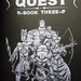 Dungeon Quest Book 3 by Joe Daly - title page