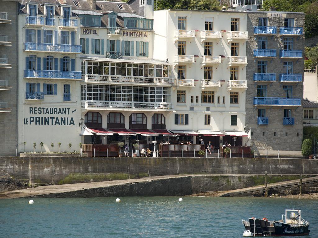 Hotel Dinard Bord De Mer