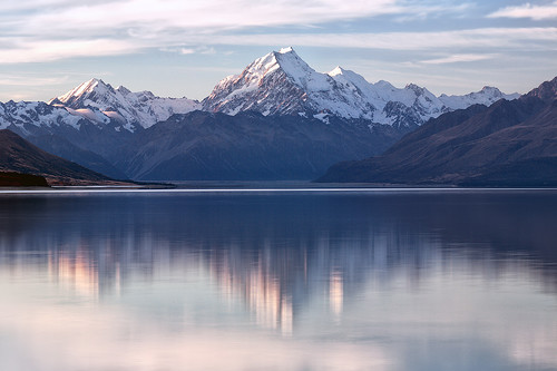 Aoraki Reflections | by Luke Tscharke