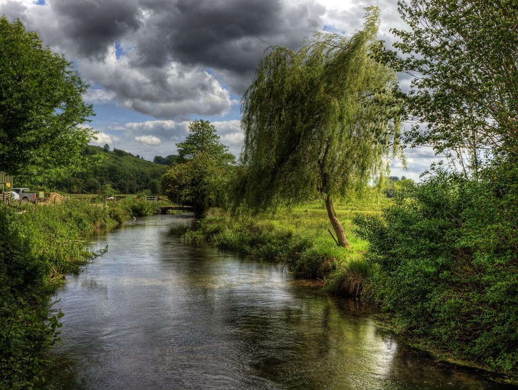 the River Itchen near ...