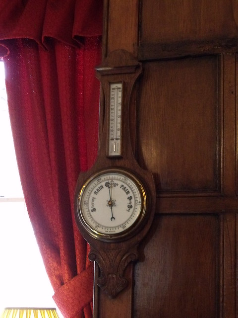 Room Temperature Gauge Nz