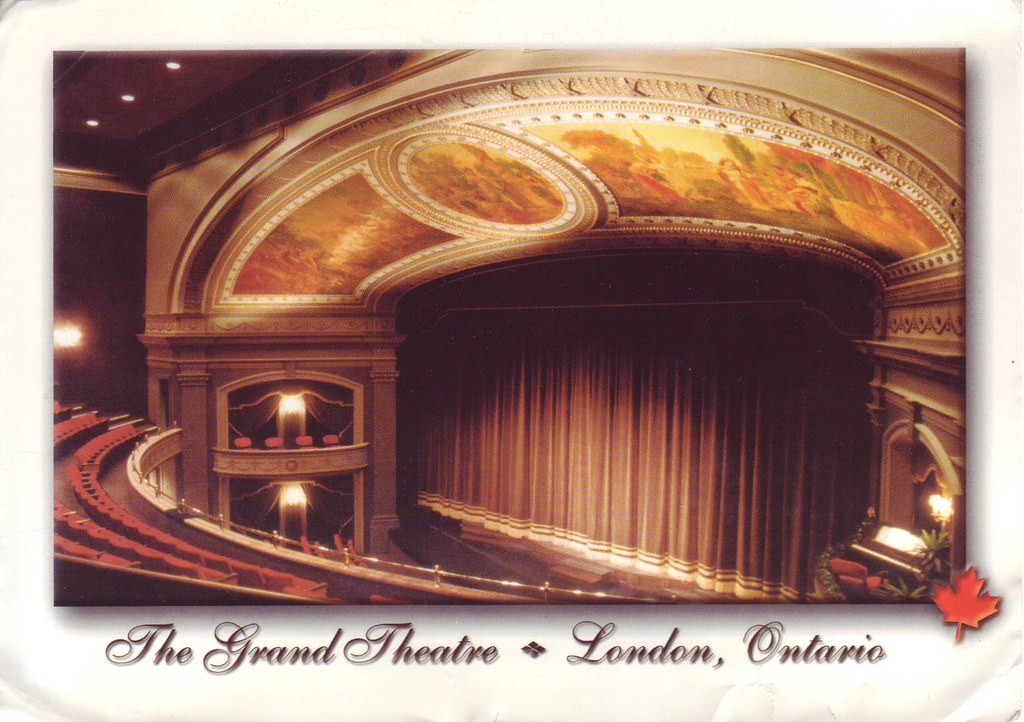 the grand theatre london ontario canada sent by. Black Bedroom Furniture Sets. Home Design Ideas