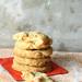 Cashew Butterscotch Cookies