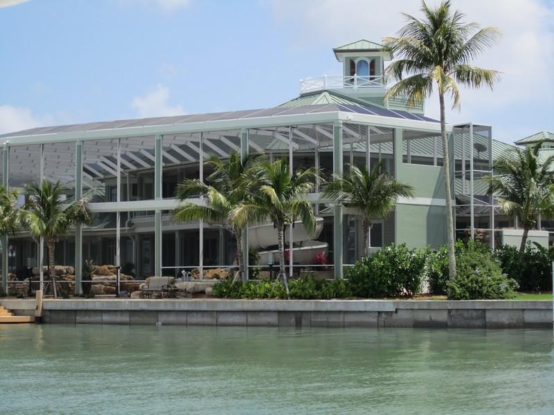 One House On An Island