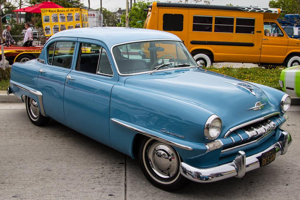 Culver City Car Show Photos
