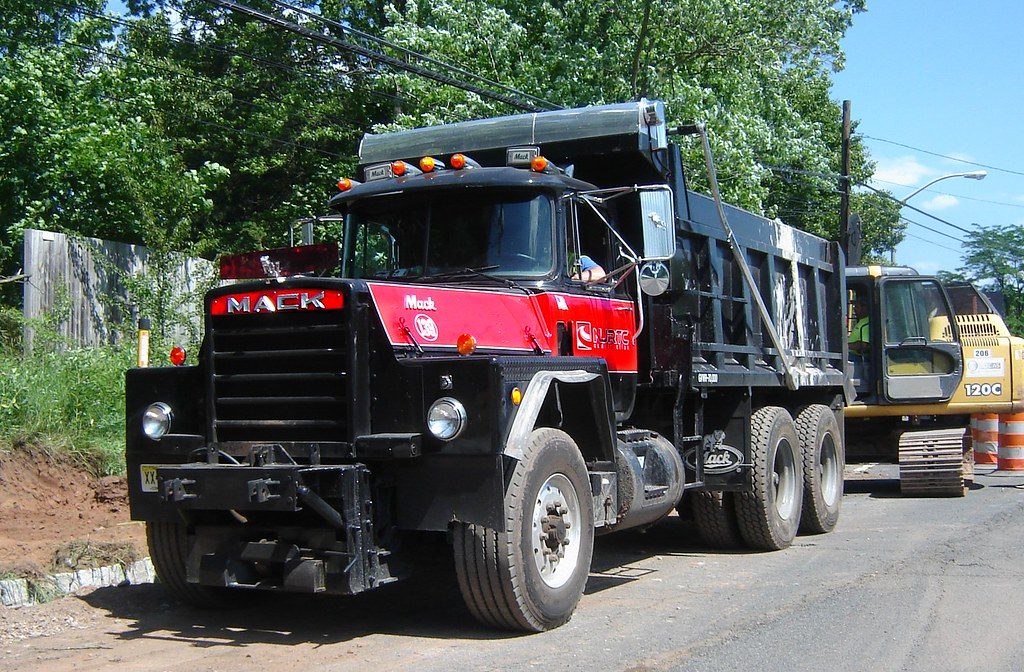 Used dump Trucks for sale at Mascus USA
