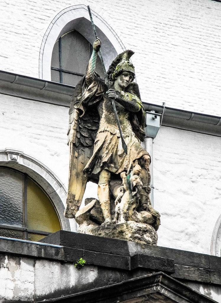 Archangel Michael Statues Archangel Michael Statue
