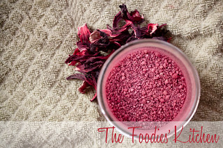 Roselle Salt | by The Foodies' Kitchen