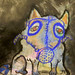 Gas Mask Cat By Alice Morgan, 16