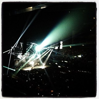 #light show! #blink182 | by Trucknroll