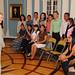 Secretary Clinton Meets With Youth Ambassadors