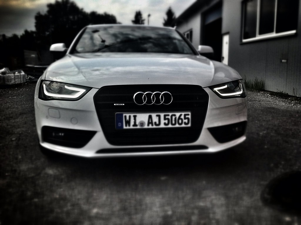 Audi A4 Avant 2 0 Tdi Quattro S Line B8 Facelift Flickr