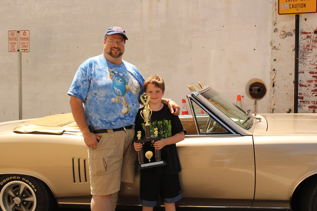 Warrenton Fathers Day Car Show