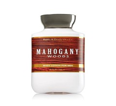 Body Lotion for men - Bath and Body Works Mahogany Woods 8 Oz Body Lotion for Men