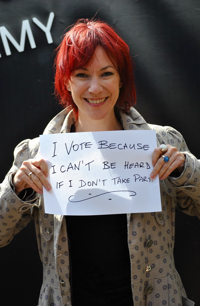 Voting Rights >> Tanya Franks | 14/4/2012 The Electoral Reform Society joined… | Flickr