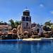 Dolphin Show Pool - Seaworld San Diego