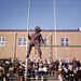 Bison Mascot - Mineral Bowl - 1964