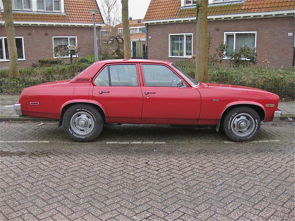 1976 chevrolet nova sedan chevrolet 39 s popular compact car flickr. Black Bedroom Furniture Sets. Home Design Ideas